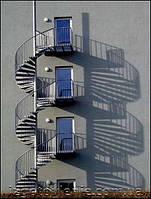 Пожарные лестницы, артикул 01-02-0001