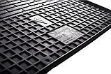 Резиновые передние коврики в салон Ford Kuga I 2009-2013 (STINGRAY), фото 3