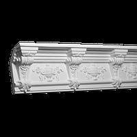 Карниз с орнаментом Европласт 1.50.280