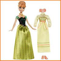 Кукла Анна Холодное сердце День Коронации / Elsa Frozen Disney Mattel