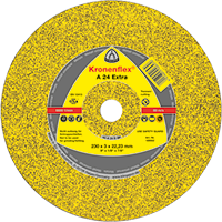 Круг отрезной по металлу Kronenflex® (Klingspor) A 24 Extra 230х2х22,23