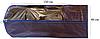 Чехол\кофр для одежды 60*150 см (синий), фото 2