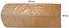Чехол\кофр для одежды 60*150 см (бежевый), фото 2