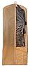 Чехол\кофр для одежды 60*150 см (бежевый), фото 3