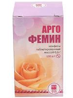 Аргофемин - от нарушений женской половой сферы