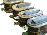 Катушка добовочного полюса  2ГПЭ13-14/2У2 на экскаватор ЭКГ-5(запчасти экскаватору ЭКГ-5)
