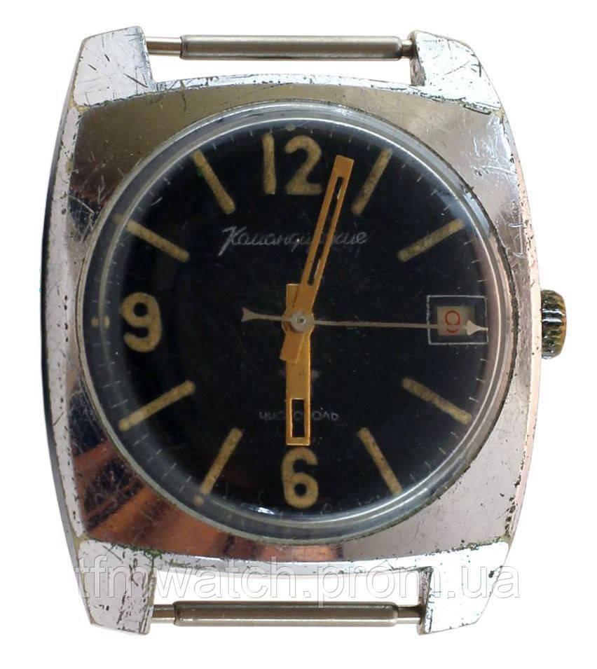 Механические часы  Командирские СССР