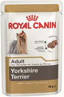 Консервированный корм (паштет) для йоркширского терьера Royal Canin Yorkshire Terrier Adult 85 гр.