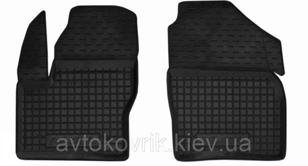 Полиуретановые передние коврики в салон Ford Kuga I 2009-2013 (AVTO-GUMM)