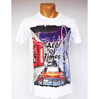 Мужская футболка All of Time - №1352