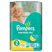 Подгузники Pampers Active Baby-Dry Midi 2 (3-6 кг) 94 шт