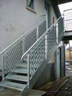Пожарные лестницы, артикул 01-02-0003