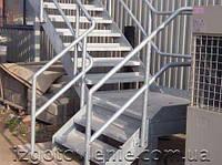 Пожарные лестницы, артикул 01-02-0004