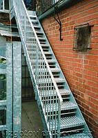 Пожарные лестницы, артикул 01-02-0005