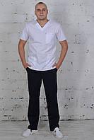 Медицинская куртка, медицинская рубашка, летняя медицинская форма, 100%хлопок