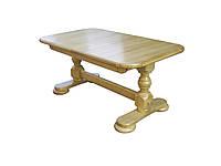 Журнальный стол деревянный  раздвижной 1100(1400)х650)х