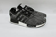 Мужские кроссовки Adidas серые (1209) код 0238А