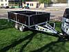 Причіп для перевезення винограду 3м х 2м. Два гальмівних торсиона!