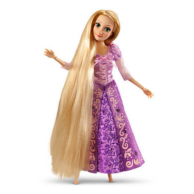 Рапунцель Дисней кукла принцесса / Rapunzel doll Disney
