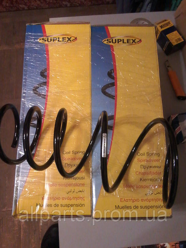 Suplex пружины