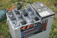 Утилизация аккумуляторов, батарей
