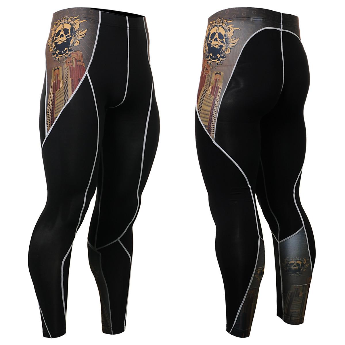 Компрессионные штаны Fixgear P2L-B27 оригинал