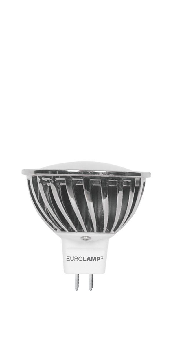 LED Лампа EUROLAMP EKO SMD MR16 7W GU5.3 4000K