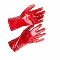 Перчатки рабочие Eurosiz ПВХ PV6101
