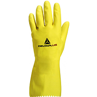 Перчатки защитные латексные DELTA PLUS VE240JA06-09