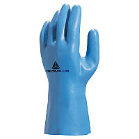 Перчатки защитные латексные DELTA PLUS Venizette920 VE920BL07-10