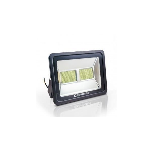 Світлодіодний прожектор Евросвет EV-200-01 200W Преміум