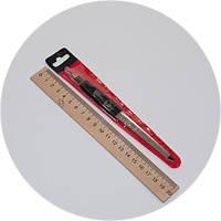 Пилочка Solingen с триммером длинная 18,5см
