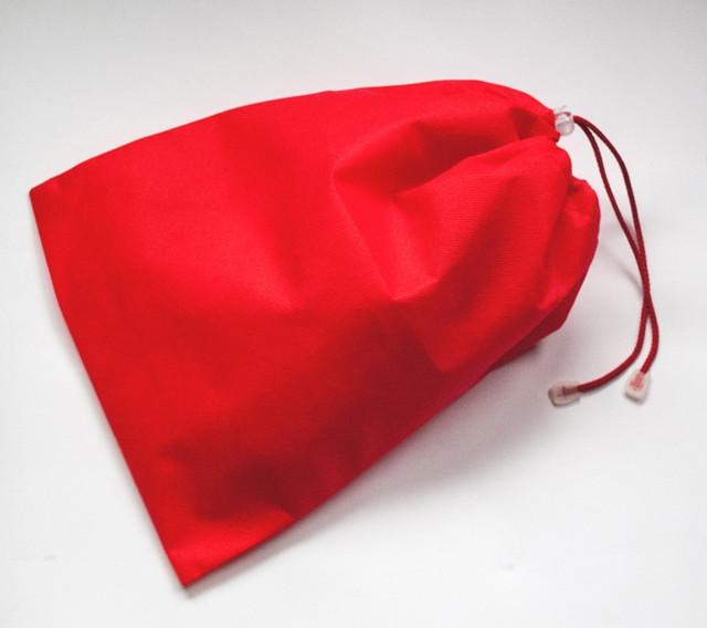 компактна сумка для взуття