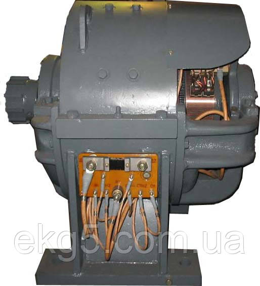 Генератор  2ПЭМ 2000М1(Запчасти на ЭКГ-5)
