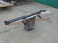 Спойлер на хром трубках на Москвич ИЖ 2126