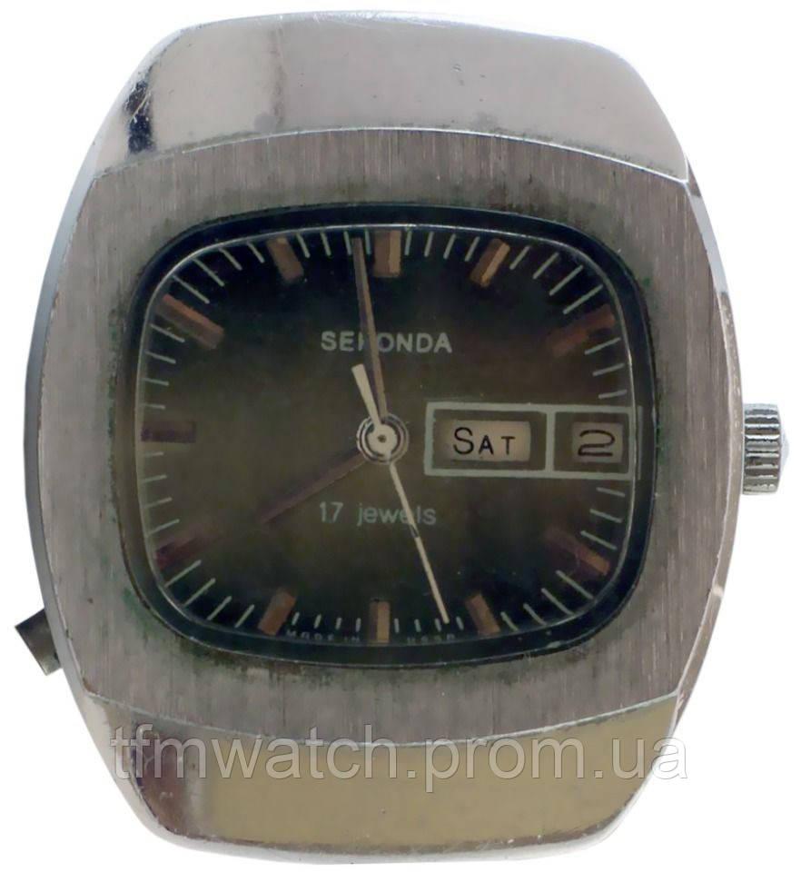 Sekonda механические часы СССР