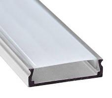 Алюминиевый профиль для светодиодной ленты CП63