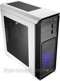 Корпус Aerocool AERO 800 White, без БП, ATX / Micro ATX / Mini ITX, USB2.0 x 2, USB3.0 x 2, 2x3.5mm, 5.25 x 2, 3.5 x 2, 2.5 x 3, 0.55 mm,