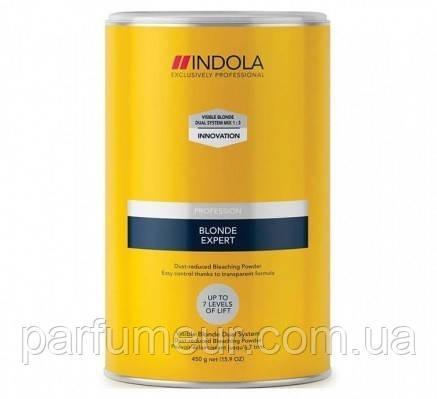 Indola Visible Blond (new) Пудра для осветления 450 г