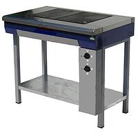 Плита электрическая ЭПК-2 Стандарт Эфес. Оборудование для ресторанов, кафе, фаст-фудов