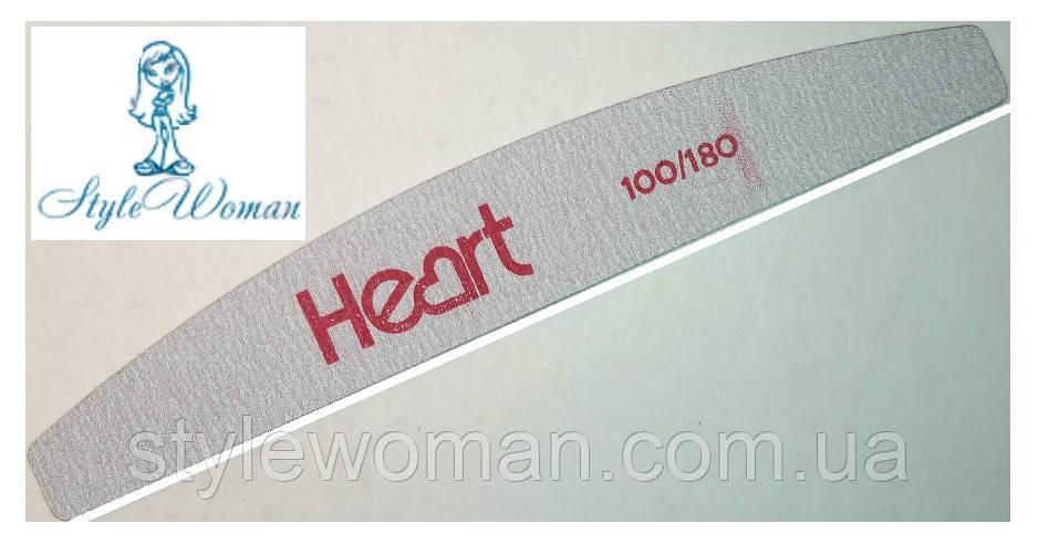 Пилка Heart хат 100/180 грит