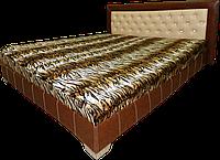 Кровать с подъемным механизмом Дипломат New  2 х 1,6