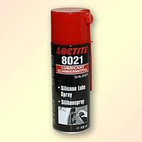 Loctite 8021 - силиконовая смазка с пищевым допуском NSF8101, 400 мл, —25/+170ºC, Киев