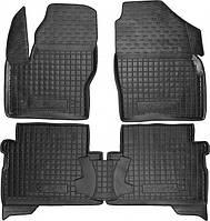 Полиуретановые коврики для Ford Kuga II 2013- (AVTO-GUMM)
