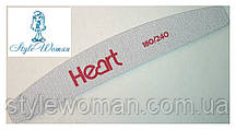 Пилка Heart хат 180/240 грит