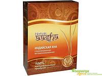 Натуральная индийская витаминизированная хна, Ааша хербалс. Увлажняя и питая от корней до самых кончиков