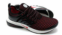 Мужские кроссовки Nike Air Presto Flyknit Red, фото 1