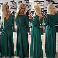 Платье-трансформер с запахом