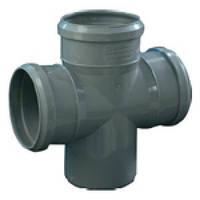Крестовина 100*100*100/90  для внутренней канализации