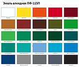 "Емаль алкідна ПФ-115П ТМ ""Delfi"" (помаранчева) 0,9 кг, фото 3"
